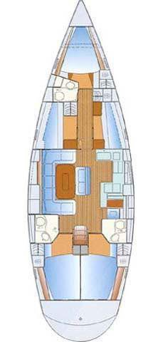 Bavaria Yachtbau's 51.0 feet in Macedonia