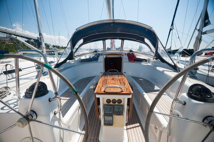 Bavaria Yachtbau boat for rent in Macedonia