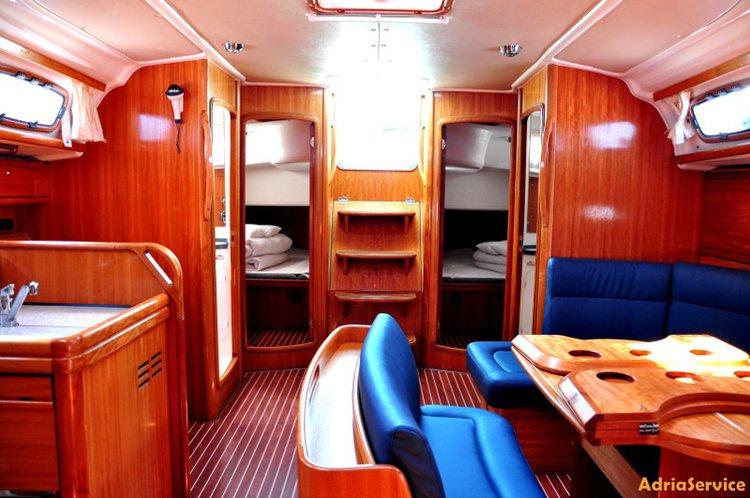 Boat for rent Bavaria Yachtbau 51.0 feet in Primorska , Slovenia