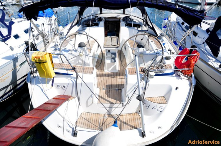 Enjoy luxury and comfort on this Primorska  sailboat charter