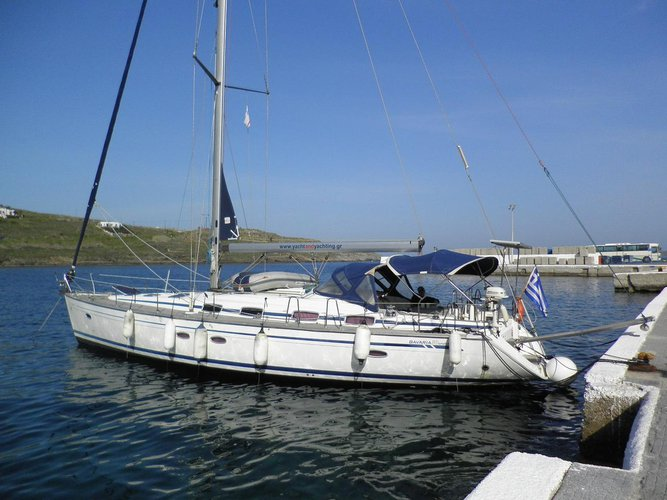Beautiful Bavaria Yachtbau Bavaria 50 Cruiser ideal for sailing and fun in the sun!