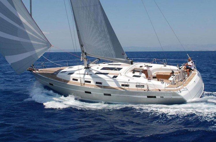 Charter this amazing Bavaria Yachtbau Bavaria Cruiser 51 in Saronic Gulf, GR