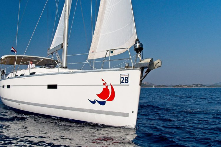Bavaria Yachtbau's 51.0 feet in Šibenik region