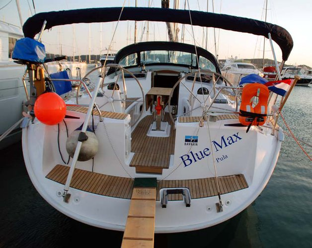Enjoy Split region, HR to the fullest on our comfortable Bavaria Yachtbau Bavaria Cruiser 51