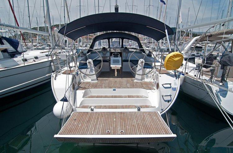 Unique experience on this beautiful Bavaria Yachtbau Bavaria Cruiser 51