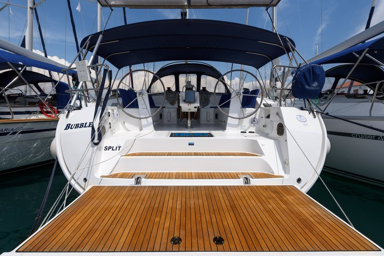 Get on the water and enjoy Split region in style on our Bavaria Yachtbau Bavaria Cruiser 51