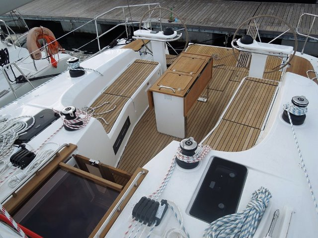 Bavaria Yachtbau's 51.0 feet in Split region