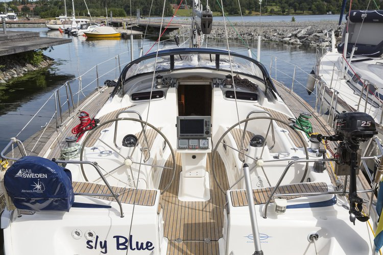 Boating is fun with a Bavaria Yachtbau in Stockholm County