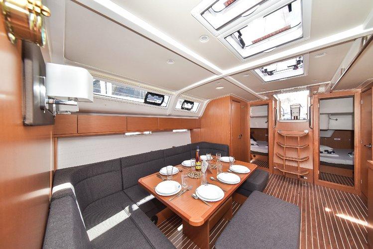 Boat for rent Bavaria Yachtbau 51.0 feet in Marina Kornati, Biograd, Croatia