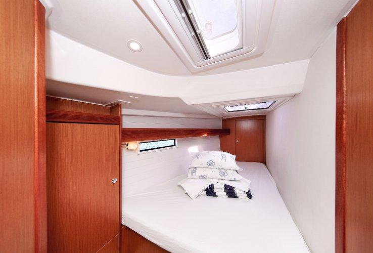 Discover Zadar region surroundings on this Bavaria Cruiser 50 Avantgarde Bavaria Yachtbau boat