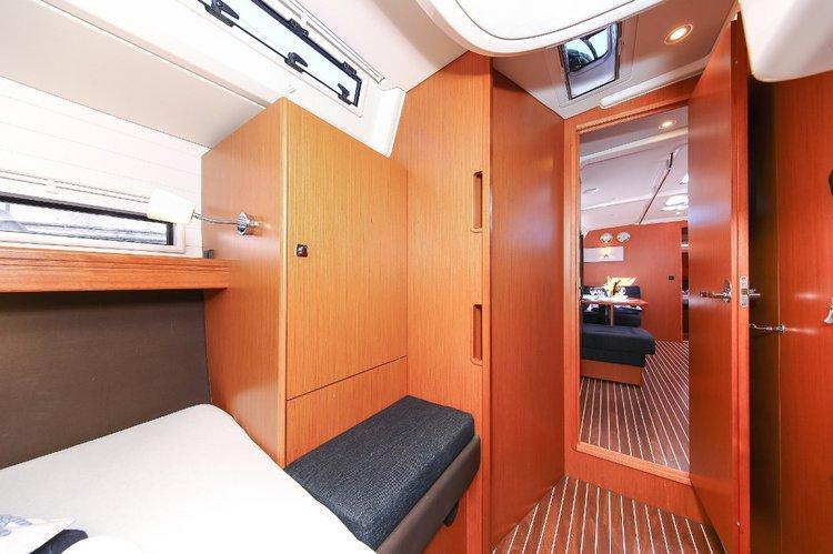 Bavaria Yachtbau's 54.0 feet in Istra