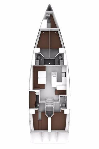 54.0 feet Bavaria Yachtbau in great shape