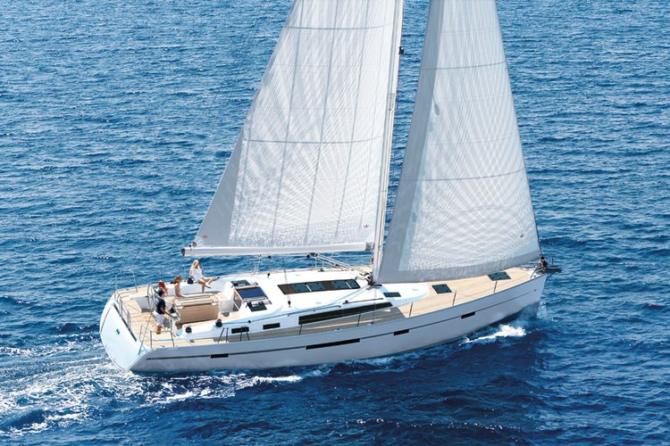 All you need to do is relax and have fun aboard the Bavaria Yachtbau Bavaria Cruiser 56