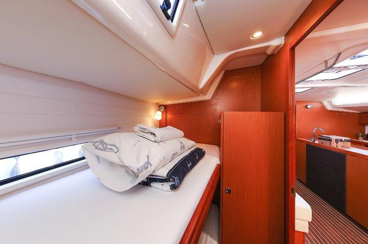 Discover Zadar region surroundings on this Bavaria Cruiser 56 Bavaria Yachtbau boat