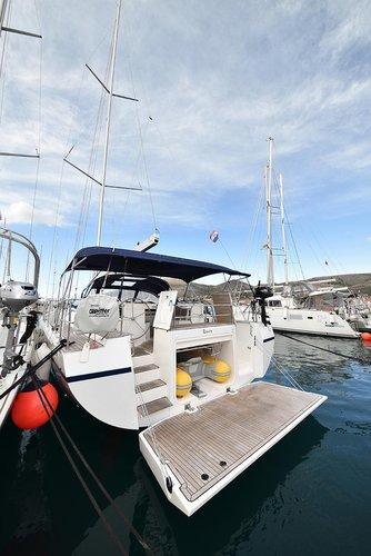 Discover Zadar region surroundings on this Bavaria C57 Holiday Bavaria Yachtbau boat