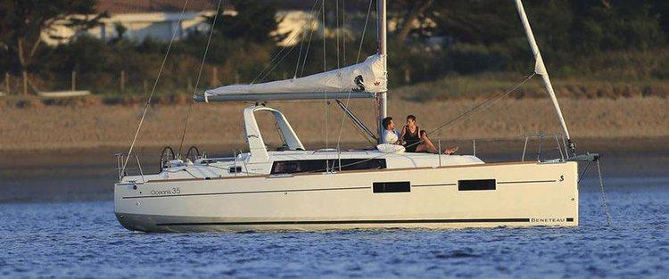 Boat for rent Bénéteau 34.0 feet in Aegean, Turkey