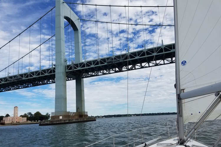 Beneteau's 34.0 feet in Port Washington