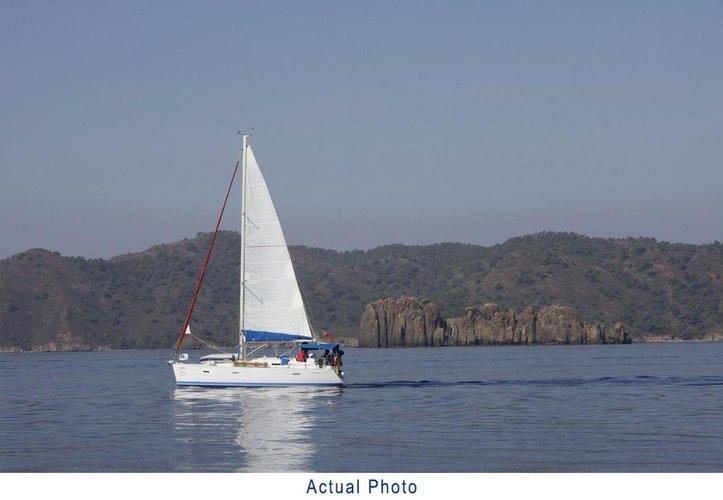 Bénéteau's 36.0 feet in Aegean
