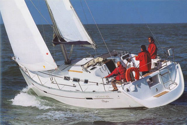 Boat for rent Bénéteau 36.0 feet in Aegean, Turkey