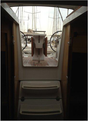 Boat for rent Bénéteau 37.0 feet in Marina Alimos (Kalamaki), Greece