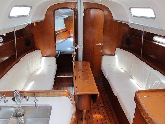 Beneteau boat for rent in Veneto