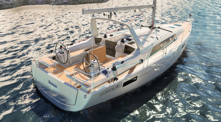 Boat for rent Bénéteau 40.0 feet in Marina di Scarlino, Italy