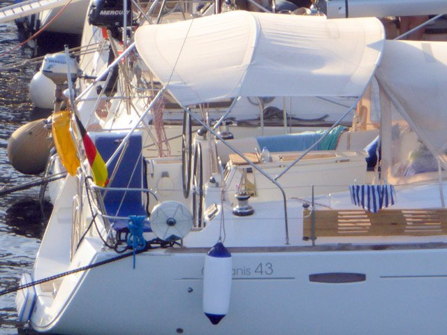Bénéteau's 42.0 feet in Aegean