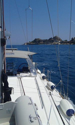 Other boat rental in Corfu (Gouvia marina), Greece