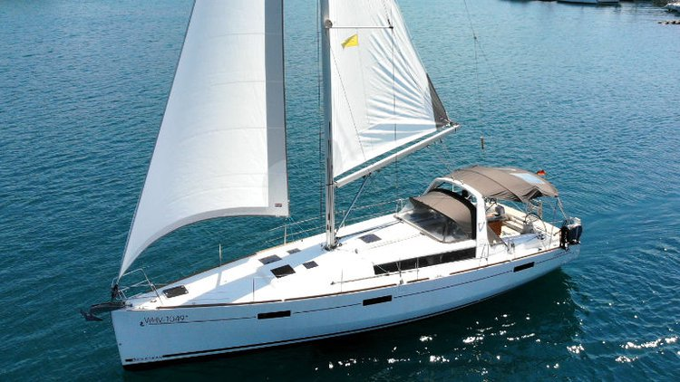 Boating is fun with a Beneteau in Istra
