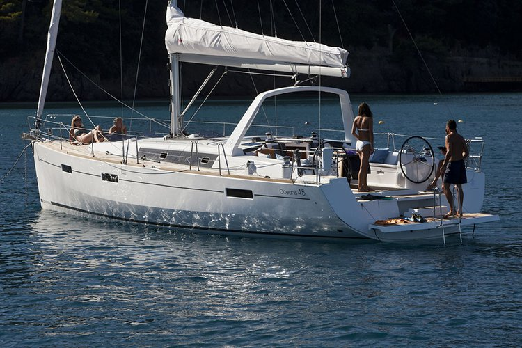 Charter this amazing sailboat in Split region