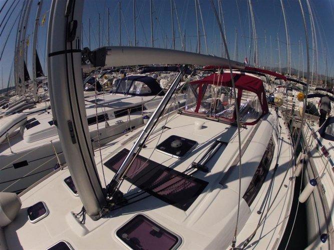 Bénéteau's 46.0 feet in Zadar region