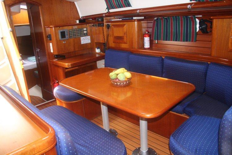 Boat for rent Bénéteau 50.0 feet in Marmaris Yacht Marina, Turkey