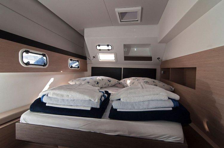 Boat for rent Catana 44.0 feet in Marina Split - ACI , Croatia