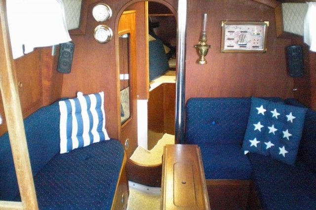 Boat for rent Comfort 29.0 feet in Stockholm County, Sweden