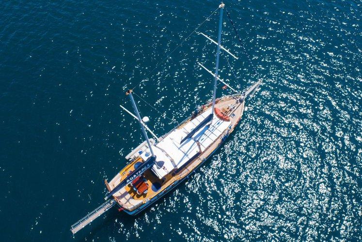 Custom's 90.0 feet in Tivat