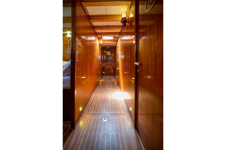 Discover Tivat surroundings on this Gulet Custom boat
