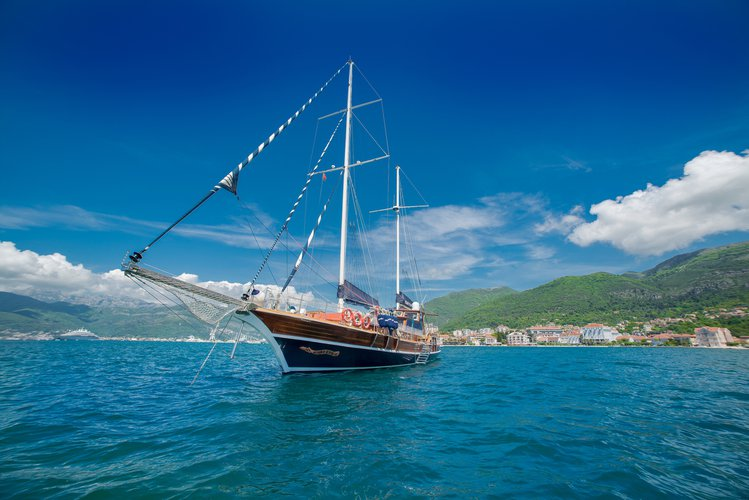 Boating is fun with a Gulet in Tivat