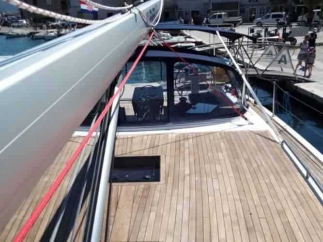 Discover Split region surroundings on this D&D Kufner 50 D&D Yacht boat