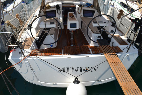 Hop aboard this amazing sailboat rental in Zadar region!