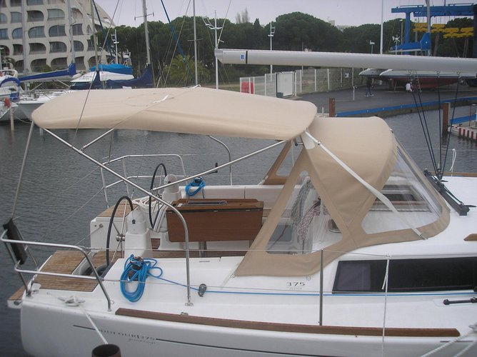Dufour Yachts boat for rent in Stockholm County