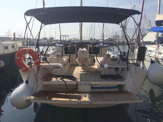 Explore Scarlino - Puntone on this beautiful sailboat for rent