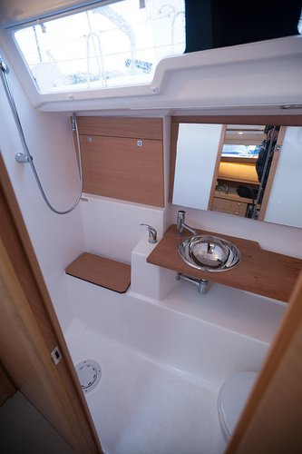 Boat for rent Dufour Yachts 40.0 feet in Macedonia, Greece