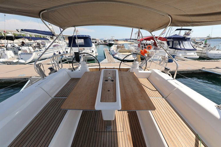 Boating is fun with a Dufour Yachts in