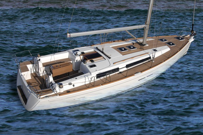 Explore Aegean on this beautiful sailboat for rent