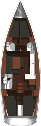 Boat for rent Dufour Yachts 44.0 feet in Horta Marina, Portugal