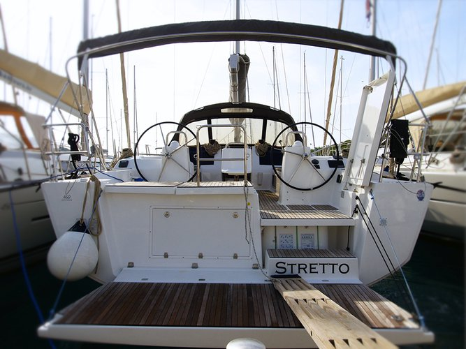 Sail Šibenik region, HR waters on a beautiful Dufour Yachts Dufour 460 GL
