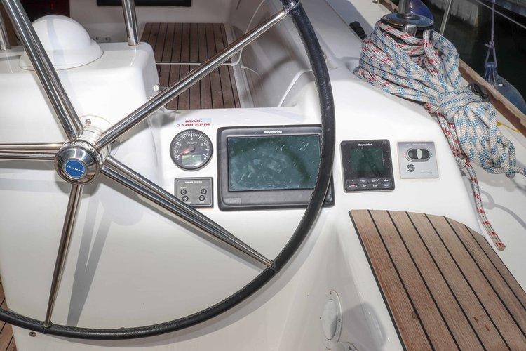 Dufour Yachts's 46.0 feet in Zadar region