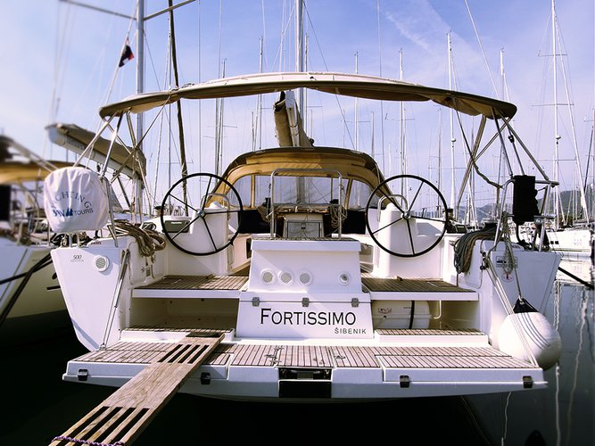 Climb aboard this Dufour Yachts Dufour 500 GL for an unforgettable experience