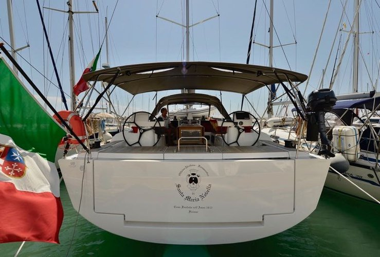 Boat for rent Dufour Yachts 49.0 feet in Tuscany, Italy