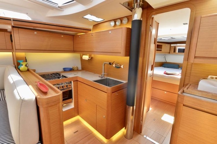 Dufour Yachts's 49.0 feet in Tuscany